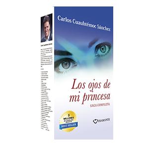 Saga Los Ojos de Mi Princesa Lujo